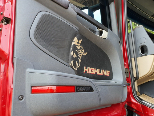 scania r440 highline 6x2 trucado  ano 2014 automatico