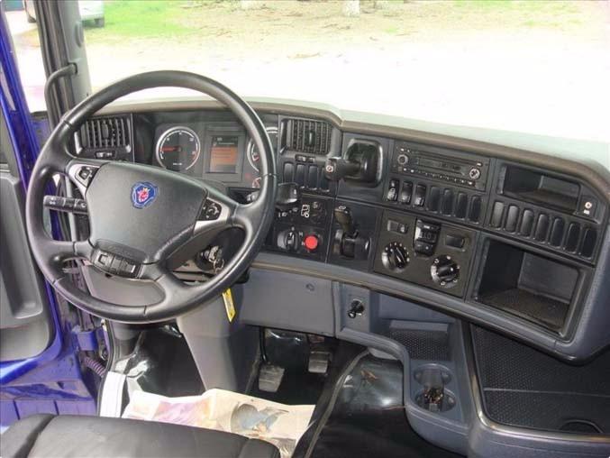 scania r440 opticruise condições especiais 1° caminhão