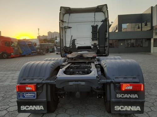 scania r450 a6x4 19/19 com retarder !
