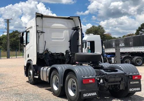 scania r500 6x4  streamline 2019