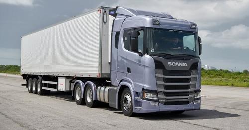 scania r540,r500