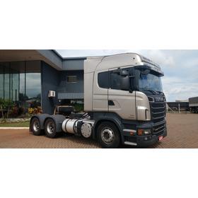 Scania R560 V8 6x4 Highline