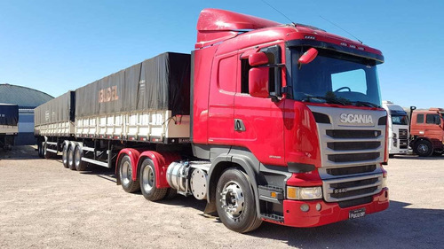 scania scania r440 highline