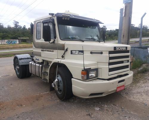 scania t 112 360 hw  1990 4x2