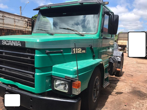 scania t 112 hs   ano 88- aceito troca