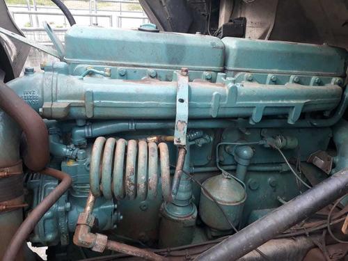 scania t 112 hw 4x2 ano 89/90  *motor novo*  preço conjunto!