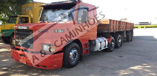 scania t 113 320 1992  6x2  (  motor  360 )