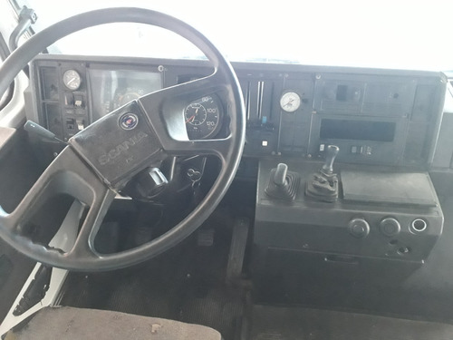 scania t 113 h tractor con eje neumatico 1993