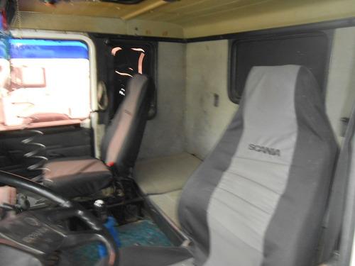 scania t 113 tractor con cabina dormitorio