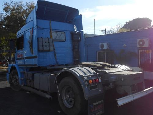 scania t 113/360 top line tractor 1995 caja de 13
