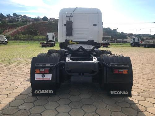 scania t 124 6x2 400