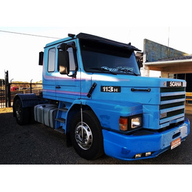 Scania T113 360 - 4x2 - Unico Dono (veja Video)