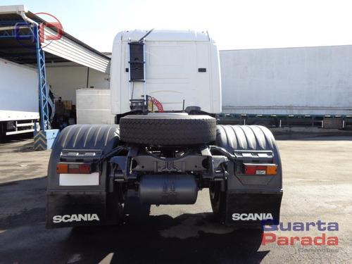 scania t124 360 4x2