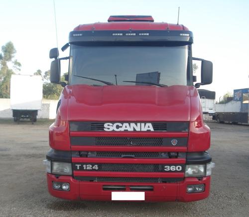scania/ t124 - 360