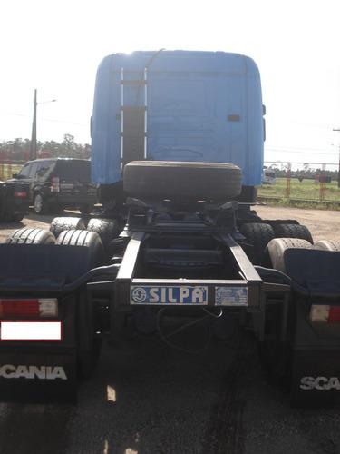 scania t124 - 420