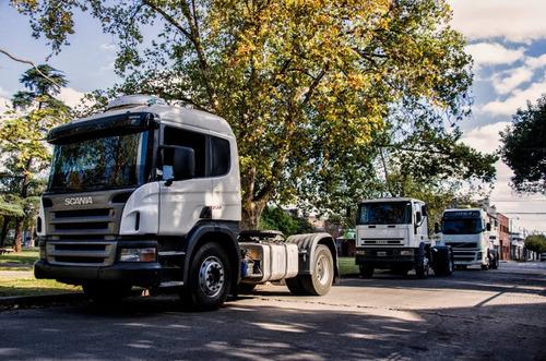 scania tractor de carretera p310 a 4x2