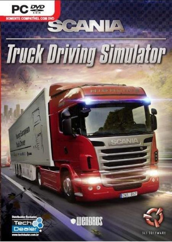 scania truck simulator - pc