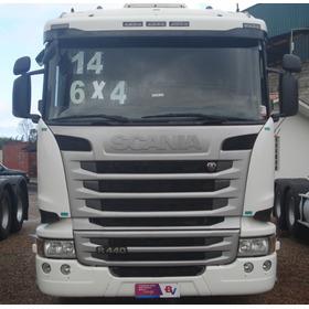 Scania/r 440 - 6x4