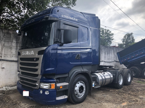 scania/r440 streamline 6x4 estao de zero 2015/16