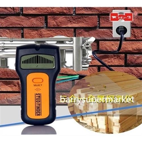 scanner 3 em 1 detector de obstaculos digital fios vigas met