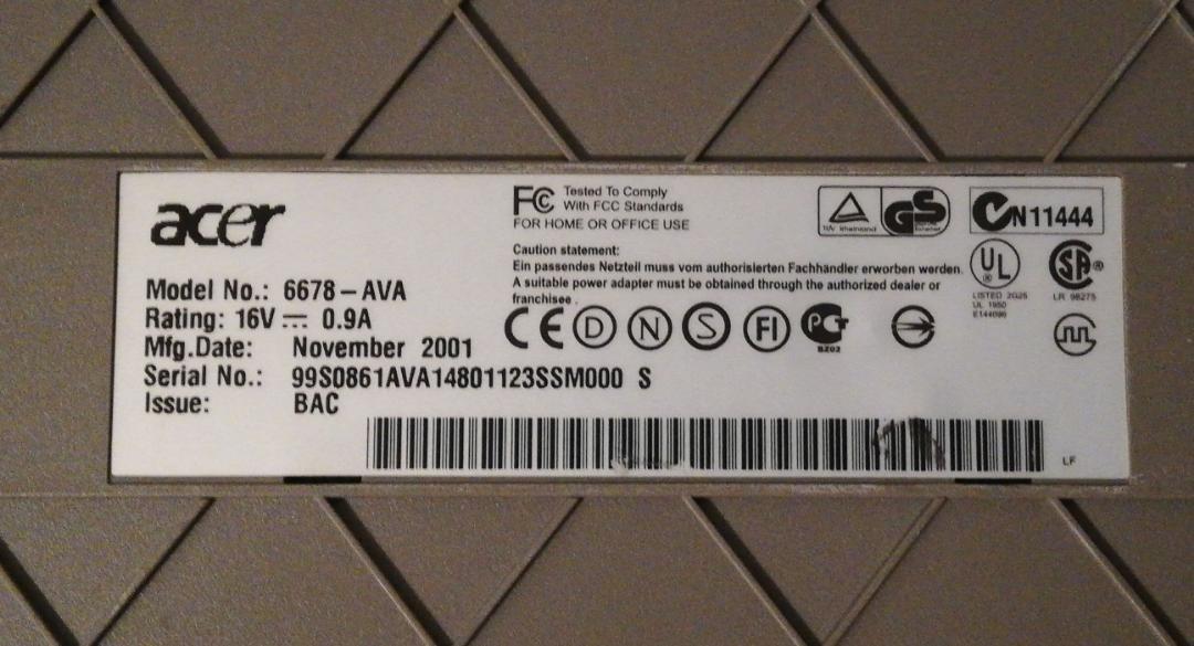 ACER 6678 AVA SCANNER WINDOWS 10 DRIVER