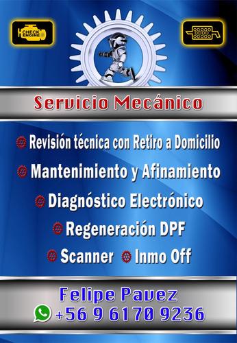 scanner afinamiento, regeneracion, dpf off,