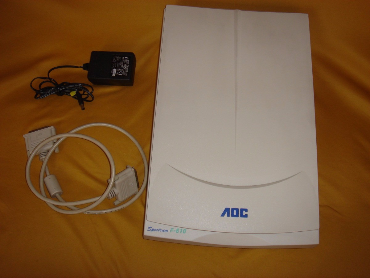 AOC spectrum f-610 Driver for Windows Download