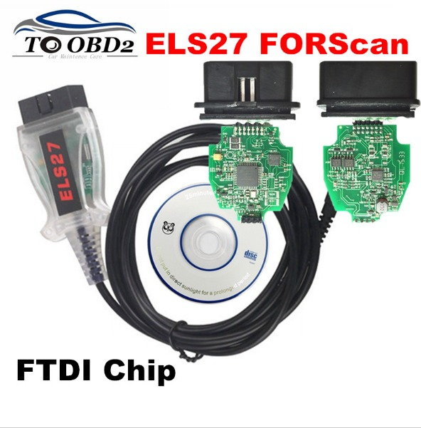 Scanner Auto Ford Mazda Lincoln Mercury Para Forscan