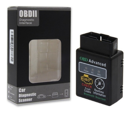 scanner automotivo bt obd2 honda fit
