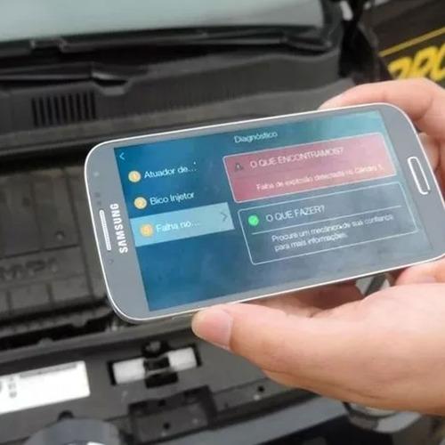 scanner automotivo bt obd2 volkswagen voyage
