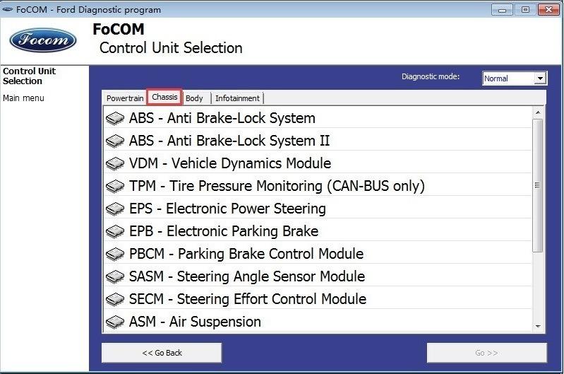 Scanner Automotivo Ford Mazda Forscan Obd2 Diagnostico Novo