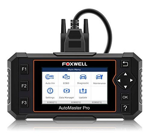 scanner automotivo foxwell nt614 elite todas as montadoras