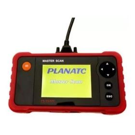 Scanner Automotivo Profissional Masterscan Planatc