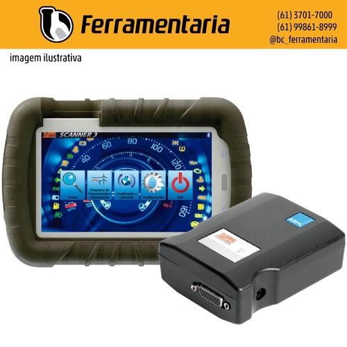 scanner automotivo raven 3 com tablet 108800 raven