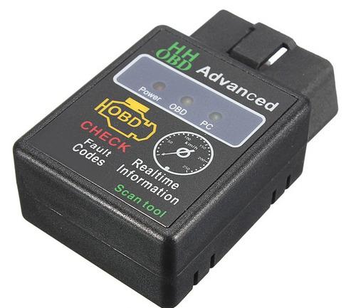 scanner automotivo universal obd2 bluetooth versão 2018