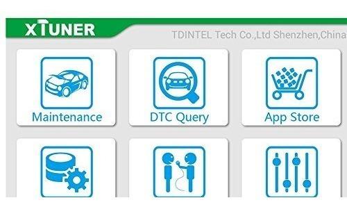 scanner automotivo xtuner x500 pro x431 bluetooth pt autocom