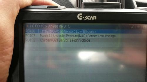 scanner automotriz - electromecanica