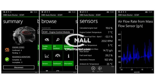 scanner automotriz elm327 obd2 advanced wifi iphone ipad ios