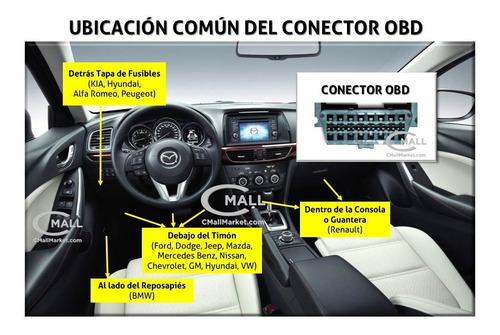 scanner automotriz elm327 obd2 konnwei wifi iphone ipad ios