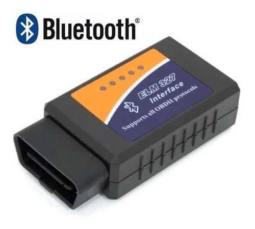 scanner automotriz elm327 obd2 multimarca - bluetooth