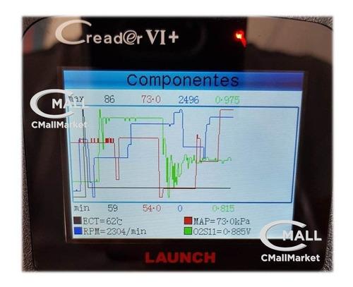 scanner automotriz launch camiones chevrolet isuzu euro iv v