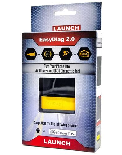 scanner automotriz launch x431 easy diag 2.0 obd 2