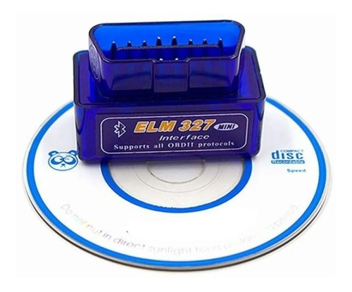 scanner automotriz mini elm327 bluetooth obd2