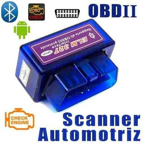 Scanner Automotriz Obd2 Bluetooth Elm327