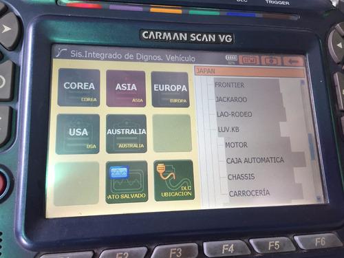 scanner automotriz (servicio de scanner especializado)