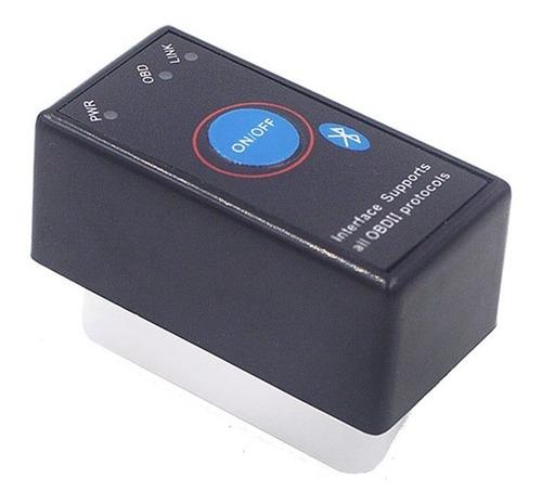 scanner bluetooth obd2 - escaner obdii - elm327 v1.5 on/off