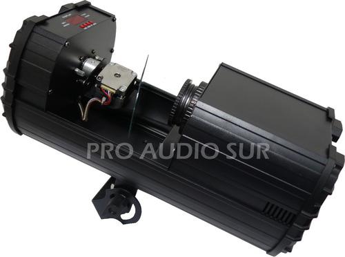 scanner de led 30watts gobos rgb dmx efecto strobo espejo