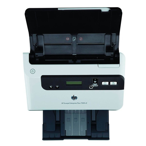 scanner  de mesa  flow 7000 s2 l2730b hp colorido c/duplex