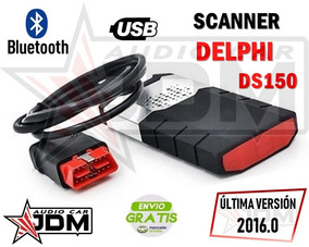 Scanner Automotriz Delphi Ds150 Ultima Version Español