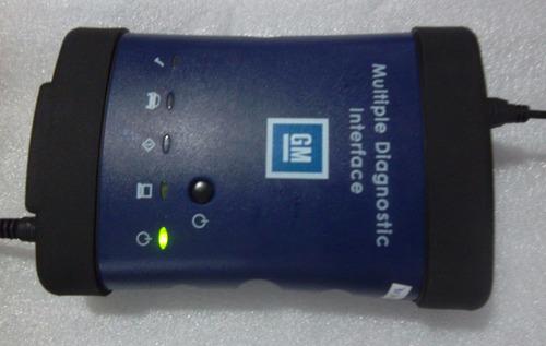 scanner diagnosticos exactos igual agencia chevrolet tech2